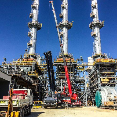 new delimara power station - TECNOTask
